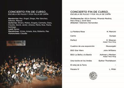OPP VILLA DE CHIVA | ESCUELA DE MUSICA